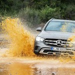 Itt az új Mercedes GLC, mutatjuk a legfrissebb stuttgarti divatterepjárót