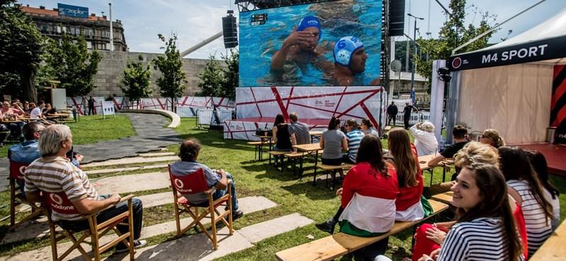 Orbán-szlogennel reklámozza olimpiai műsorát a köztévé