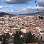 Ma indult újra a délszláv háborúban lerombolt szarajevói lanovka - videó
