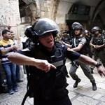 Nem akarnak kamerákat a palesztinok a mecsetekhez