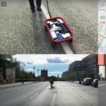 """Kihasználta a Google Térkép """"hibáját"""", leürítette a forgalmas utcákat egy német férfi – videó"""