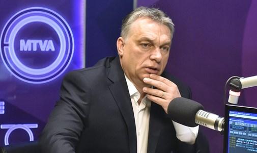 Orbán: Három millió magyart még fenyeget a vírus