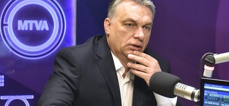 Orbán: Nagy ambícióim vannak
