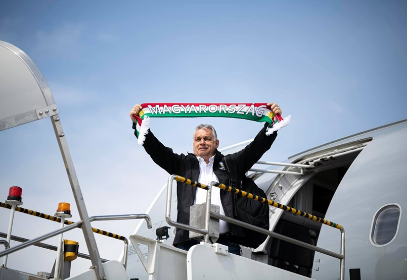 """""""Viktor Orban has become a symbol of the far right in Europe"""""""