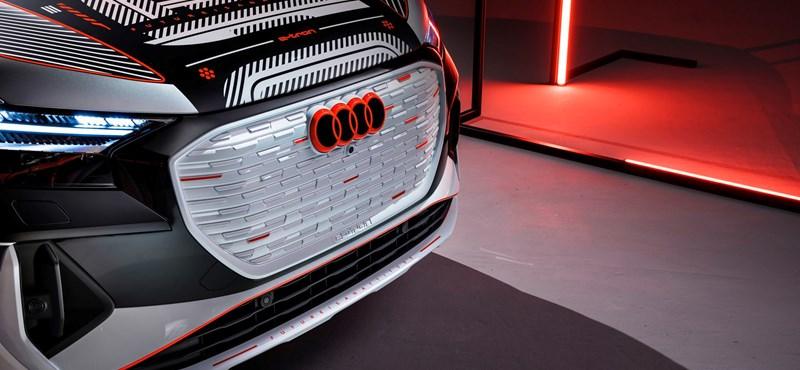 Hamarosan itt az Audi Q4 e-tron és a sportosabb változata is