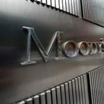 Nagyon megbüntették a Moody's-t