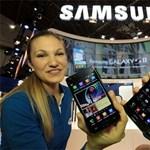 A Samsung kisebb eredményre számít