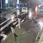Ezt az autót keresi a rendőrség a halálra gázolt focista ügyében – fotó