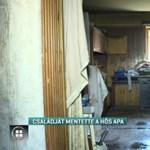 Égő házból mentette ki családját egy hős apa Kiskunmajsán