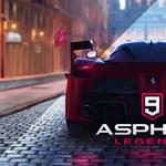 Érkezik az egyik legjobb mobilos autós játék új része – videón az Asphalt 9: Legends