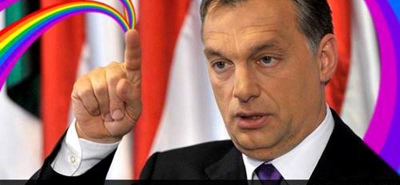 """""""Mi nem vagyunk hálásak Orbánnak"""" - válaszoltak a melegek"""