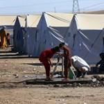 Szíriai gyerekek oktatását támogatja az EU