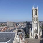 Emberi csontokból készült falakra bukkantak egy belga székesegyház alatt