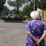 Most sikeres volt az ukrán erők ellentámadása