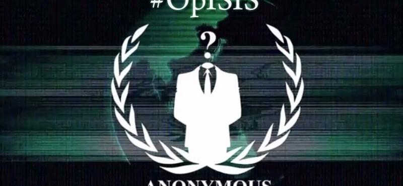 Totális háború az Iszlám Állam ellen: ezekkel a hasznokkal járhat az Anonymous hadművelete