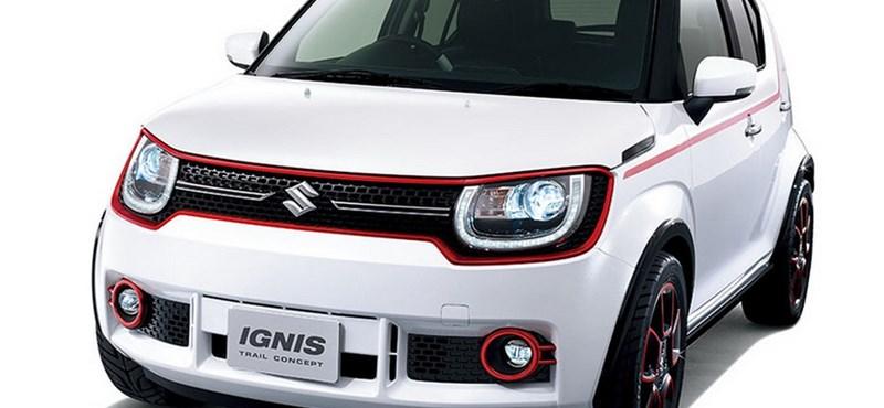 Hova lesz a Suzukikból az sok remek ötlet, amivel most is jelentkeztek?
