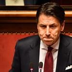 Benyújtotta lemondását az olasz kormányfő
