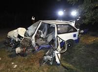 Nyolc halálos balesetet hozott a hétvége