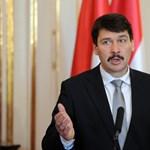 Áder János elfogadta: lenne újra köztársasági elnök