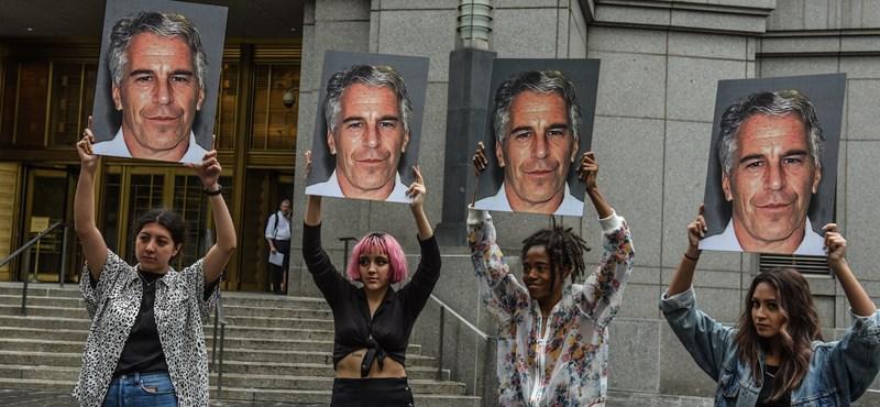 Komoly szabálytalanságokra bukkantak a börtönben, ahol Epstein meghalt
