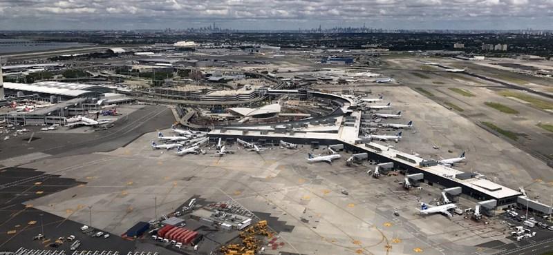 Víz alá kerülhetnek New York repülőterei