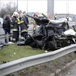 Mégsem rendőrnő a ferihegyi baleset áldozata