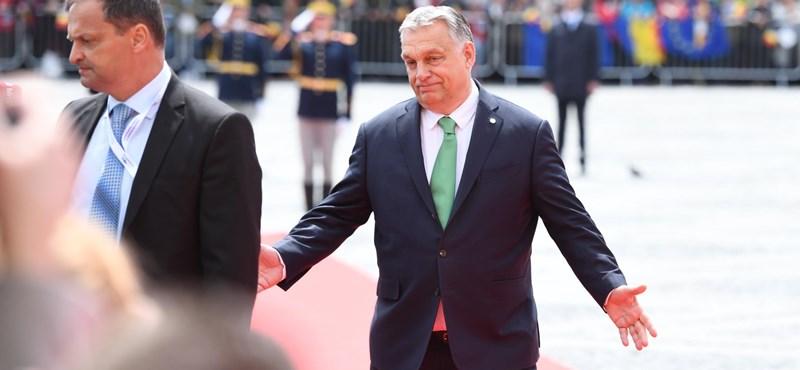 Orbán Viktor Nagyszebenben: Messze még a vége