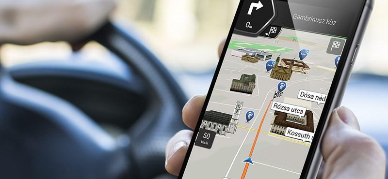 Már csak 1 napig töltheti le ingyen az iGO navigációt, teljes Magyarország-térképpel