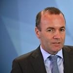 Weber: Nem zárjuk ki a Fideszt, de nyomást fogunk gyakorolni Orbánra