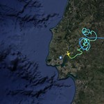 Videón a drámai út: vészhelyzetbe került egy repülő Portugáliában