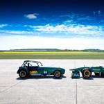 Jövőre érkezhet a legújabb Caterham sportkocsi