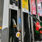 Tíz nap alatt 35 forintot csökkent a benzin ára