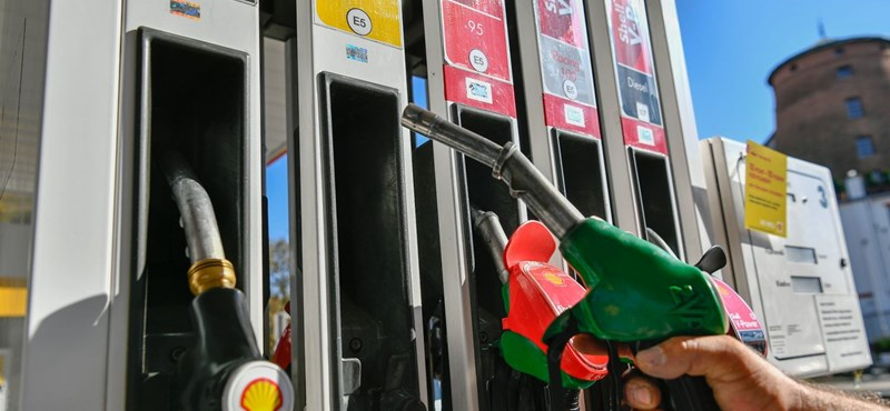 Nagyot csökken a benzin és a gázolaj ára