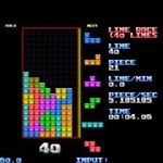 Egészen elképesztő videó egy Tetris-játszmáról