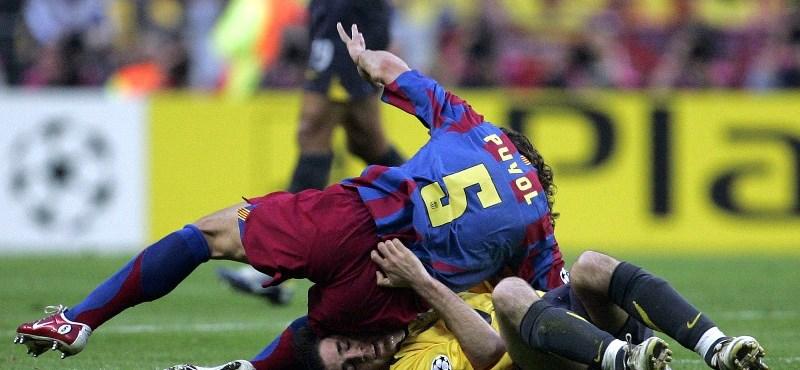 A Barcelona újra az Arsenal ellen: a hét BL-meccse szerdán