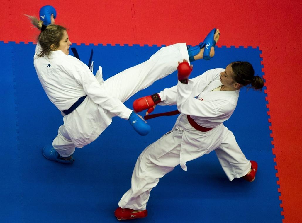 Karate Európa-bajnokság, Budapest, 2013. május 9.