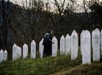 Hollandia is felelős a srebrenicai mészárlásért