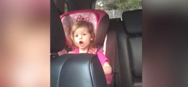 Imádja az internet a hároméves kislányt, aki kívülről fújja a Bohemian Rhapsodyt – videó