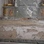 Bedrogozva vert szét egy soproni templomot egy helyi férfi