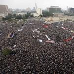 942 sebesült Egyiptomban