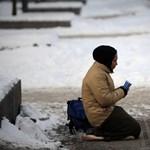 Minden hajléktalanról gondoskodik a Máltai Szeretetszolgálat