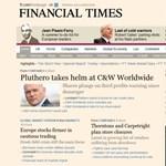"""Financial Times: Orbán Viktorról """"sugárzott a büszkeség"""""""