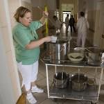 Index: szinte telejsen leépítik az újpesti Károlyi kórházat
