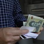 Négy nullát levág és átkereszteli a riált Irán
