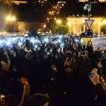 """""""Tegnap győztünk"""" – netes vélemények a keddi tüntetésről"""