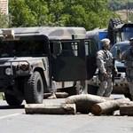 Eldurvult a helyzet Koszovóban - videó