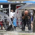 Az elmúlt kétezer év legmelegebb nyarai voltak a Európában
