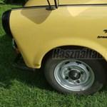3 millió forintért kabriózhatunk füstokádva: eladó egy kiváló magyar Trabant Tramp
