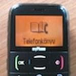 Egyszerű, ám annál praktikusabb telefon