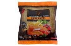 Csirkemellet hív vissza az Auchan, mert szalmonellát találtak a töltelékben